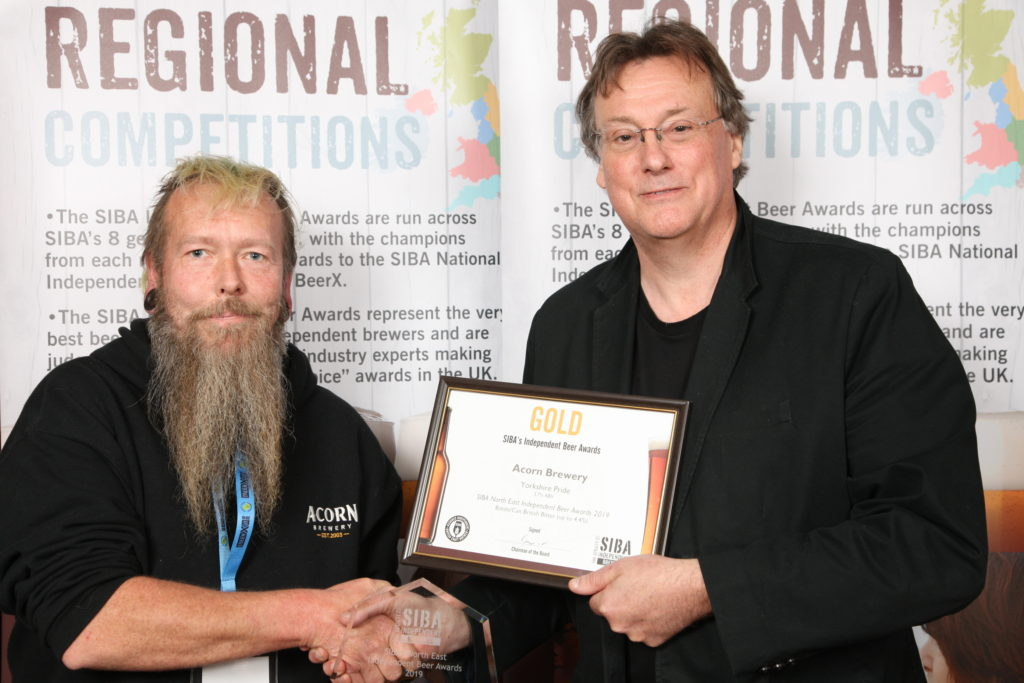 d5d9ba0a35e50 Both beers will now be automatically entered into the SIBA National  Independent Beer Awards 2020 at BeerX